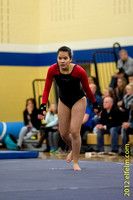 121219 Thomas Jefferson Gymnastics