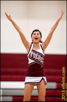 Pierce College Cheer 130119