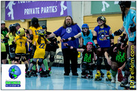 Toxic 253 Roller Derby