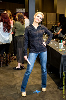 02-run-through 140325_ Shine Bright Like a Diamond Hair Show and benefit!