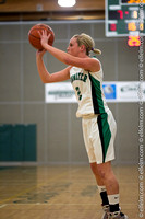 Action - Ladies basketball Tumwater/Olympic