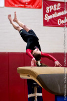 all images - gymnastics TJHS 111207 at Thomas Jefferson High