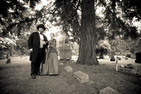 3rd Annual Living History Cemetery Tour 2011